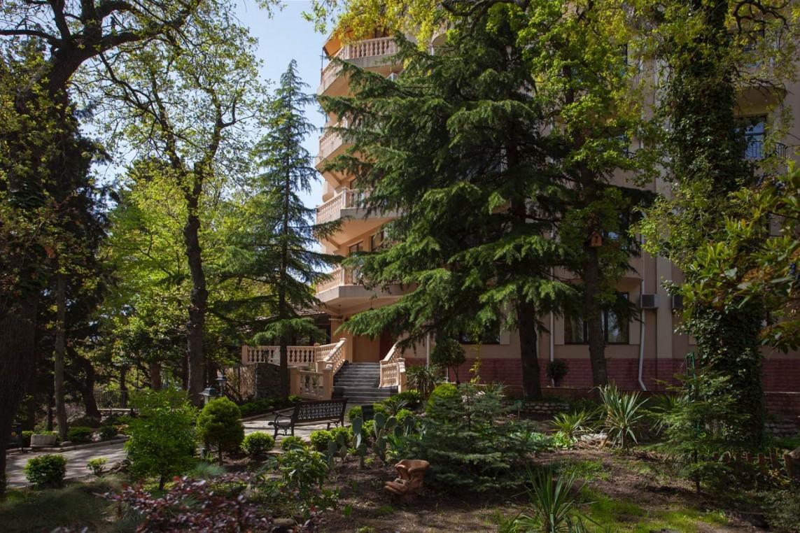 Парк-отель Глория,
