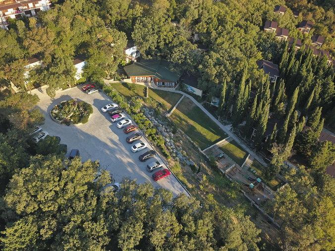 Парк-отель Зеленый Мыс,