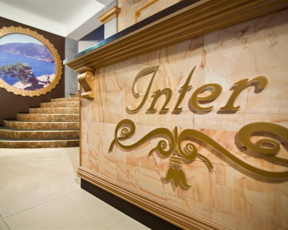 Отель Интер,