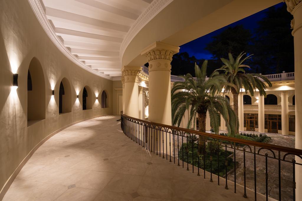 Санаторий Амра Парк-Отель & Спа (Amra Park-Hotel & Spa),