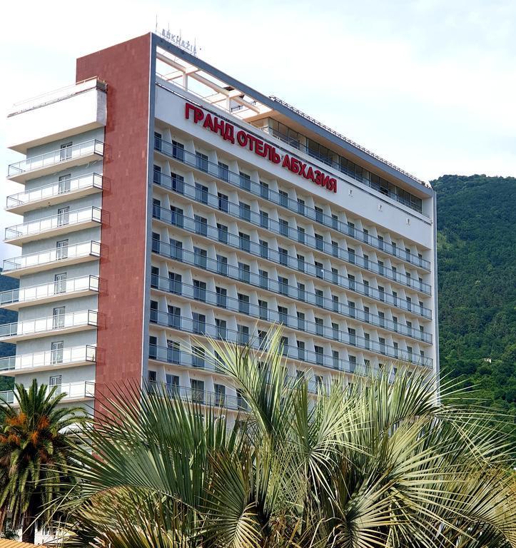 Отель Гранд Отель Абхазия,