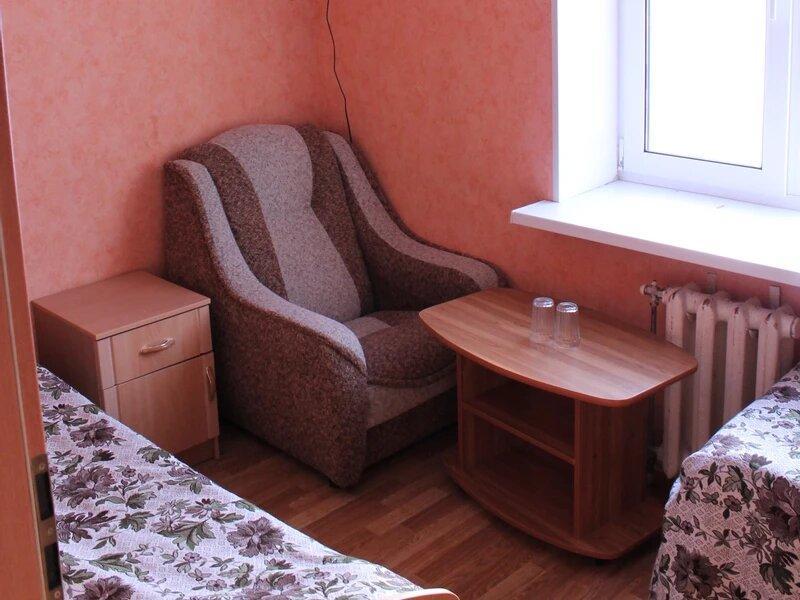 2-местный Стандарт в блоке из 2 комнат, фото 2