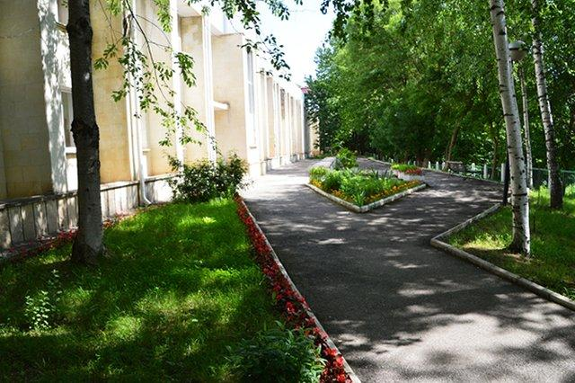 Санаторий им. Кирова,