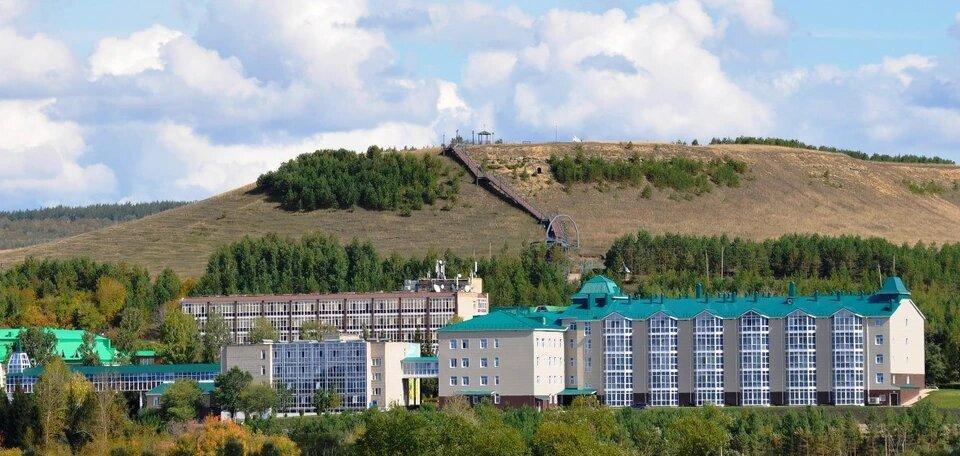 Санаторий Бакирово,