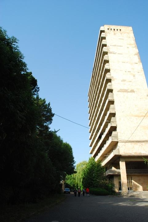 Санаторий Ванадзор Армения,