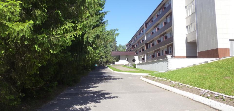 Санаторно-реабилитационный центр Ока,