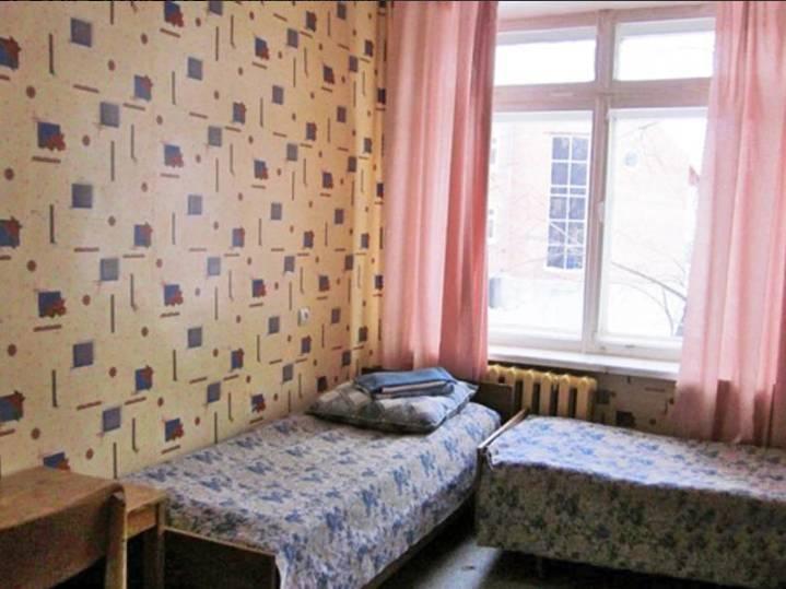 Двухместный номер (с удобствами на этаже), фото 1