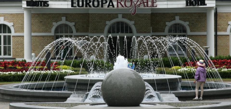 Санаторий Europa Royale Druskininkai,
