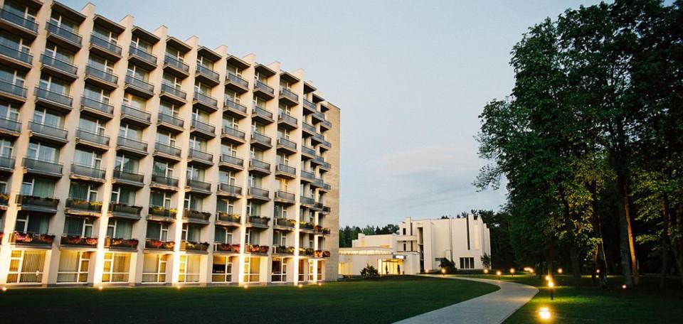 Санаторий Spa Vilnius,
