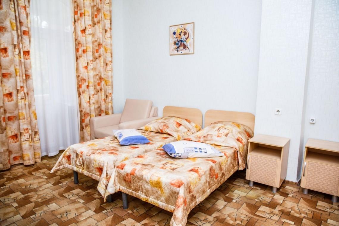 2-местный 2-комнатный, фото 1