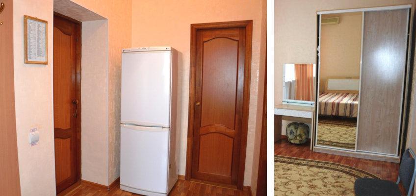 Двухместный двухкомнатный номер люкс, фото 1