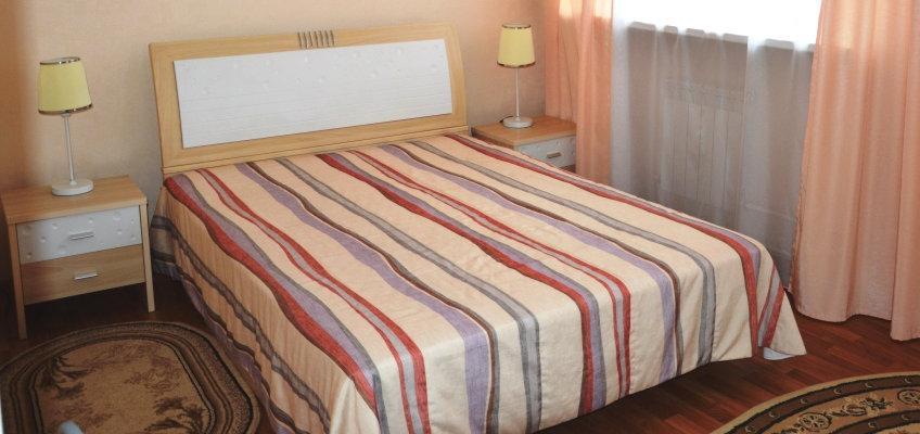 Двухместный двухкомнатный номер люкс, фото 2