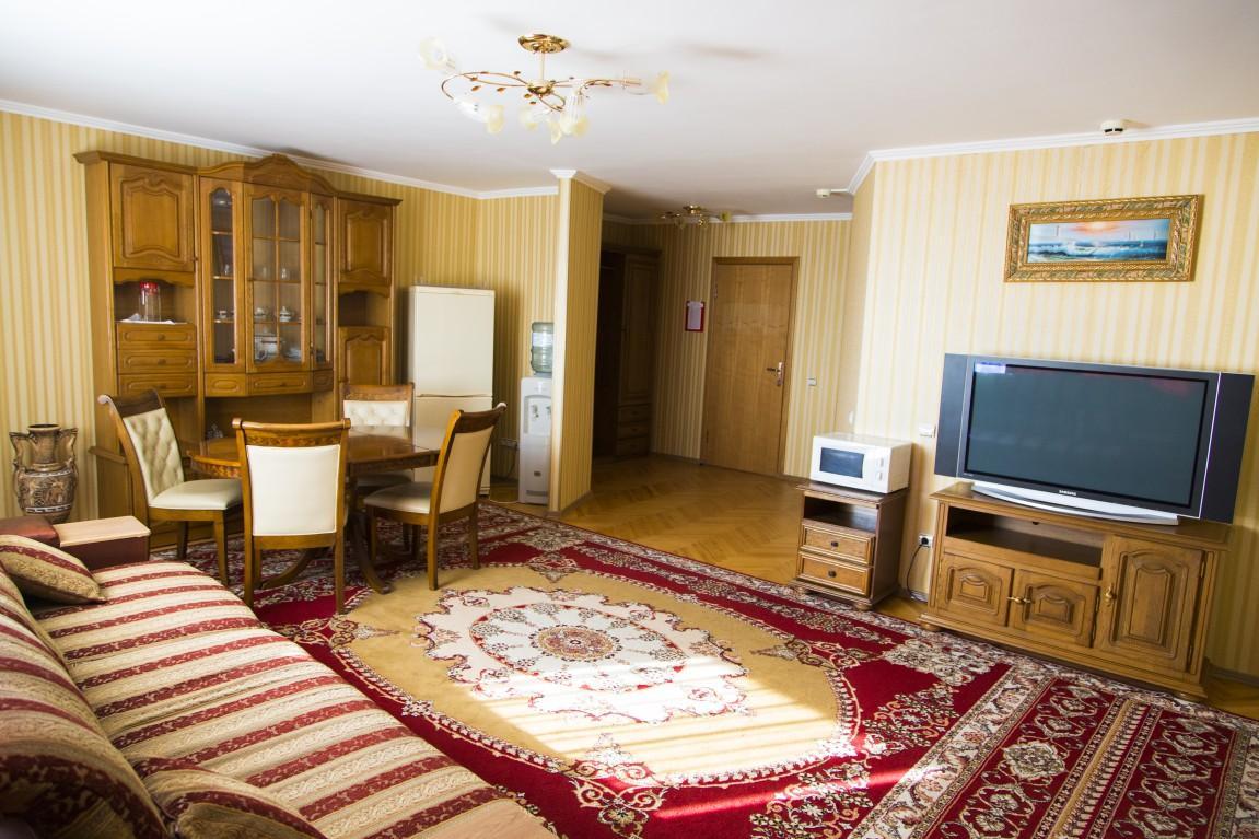 2-местный 2-комнатный номер «Люкс», фото 4