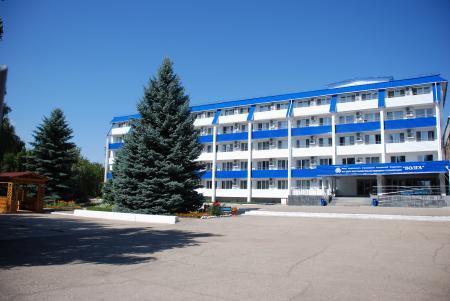 Санаторий Волга,