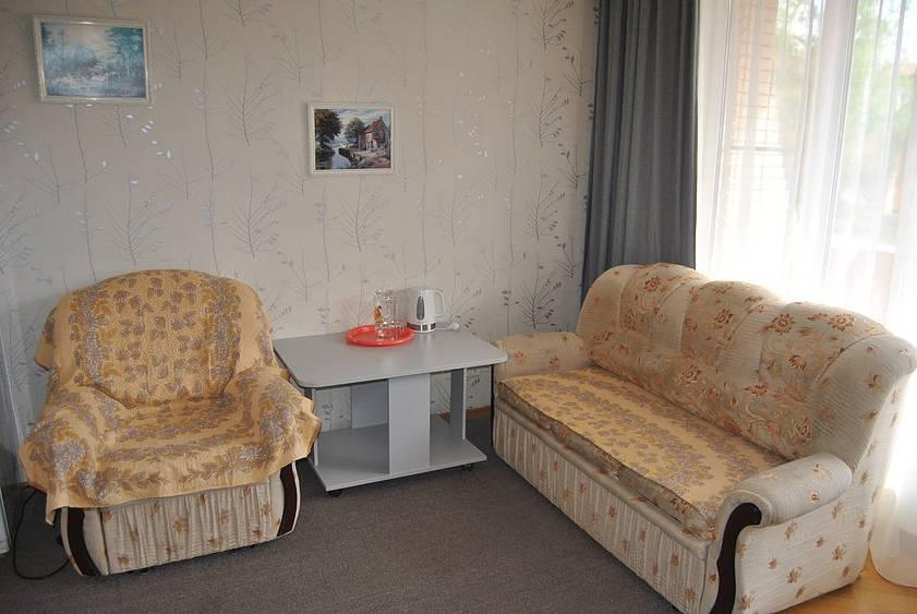 2-х комнатный 2-местный Люкс, фото 2