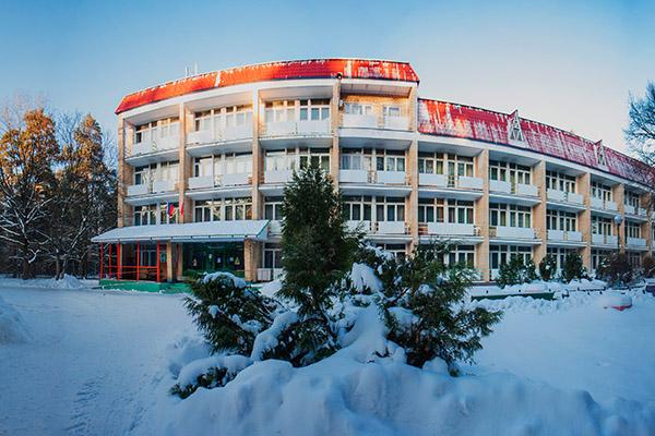 Кардиологический санаторный центр Переделкино,Главный корпус