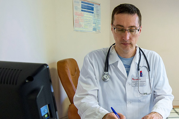 Врач кардиолог Врублевский2а