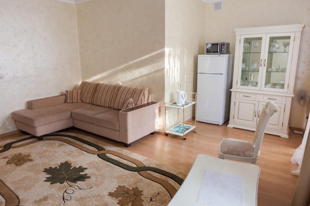 2-местный 2-комнатный Люкс, фото 3