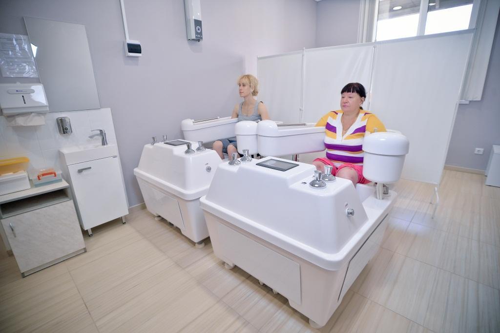 Санаторий Бузулукский Бор,