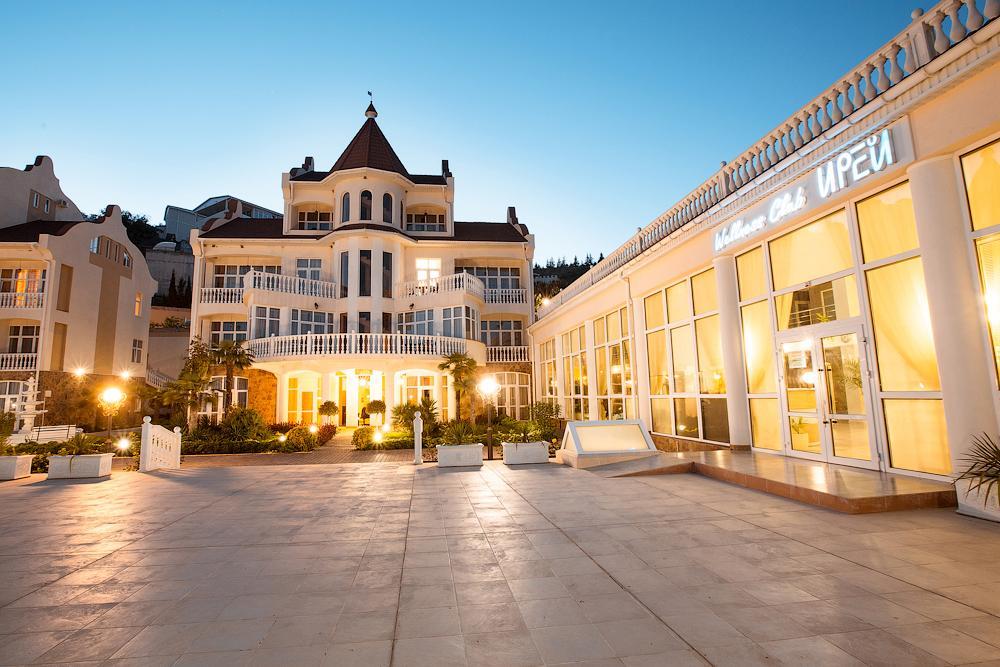 SPA-Отель Ирей,