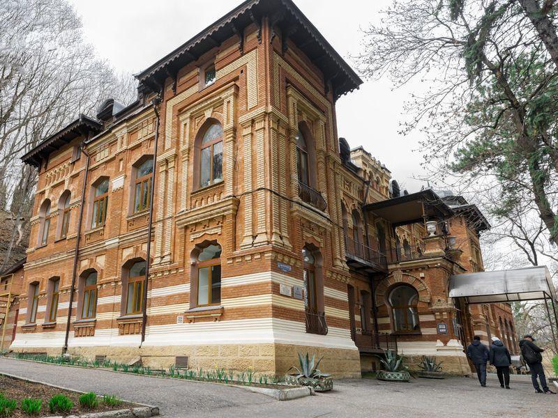 Санаторий Северокавказский,