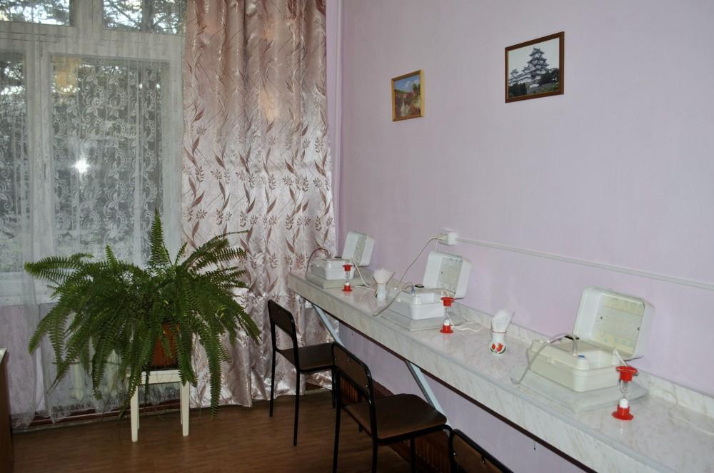 Санаторий Приладожский,