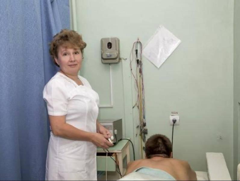Санаторий Березка,