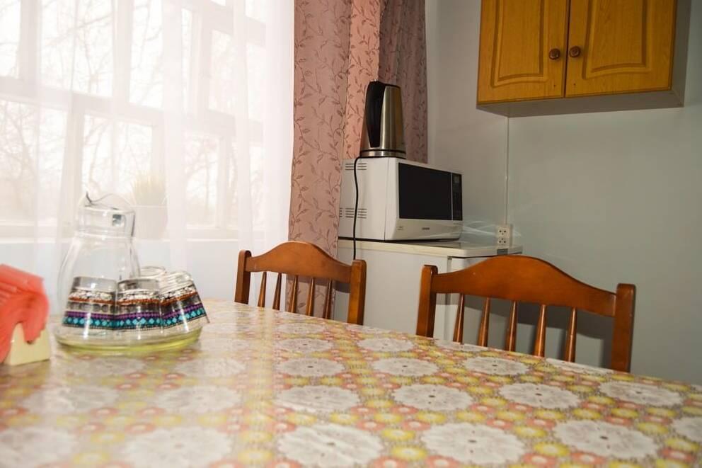 VIP- домики (отдельно стоящие) 2-х комнатные с гостиной и кухней ( № 1,2,3,4), фото 1