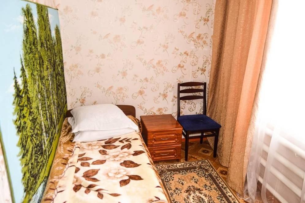 VIP- домики (отдельно стоящие) 2-х комнатные с гостиной и кухней ( № 1,2,3,4), фото 6