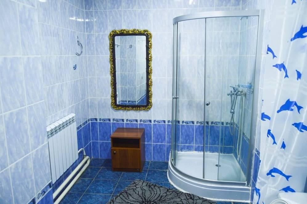 VIP- домики (отдельно стоящие) 2-х комнатные с гостиной и кухней ( № 1,2,3,4), фото 8