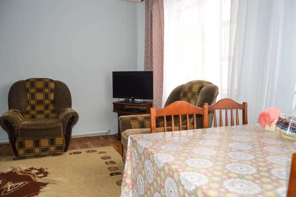 VIP- домики (отдельно стоящие) 2-х комнатные с гостиной и кухней ( № 1,2,3,4), фото 10