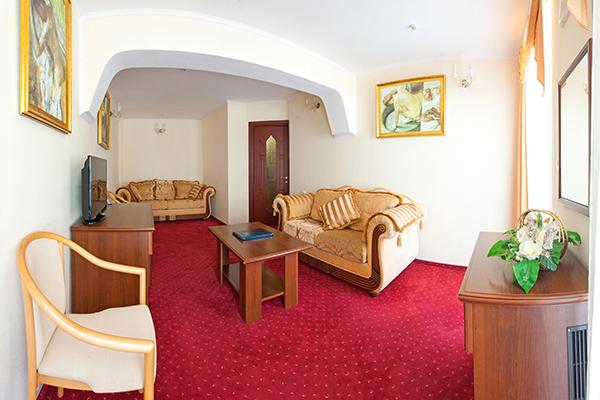 Suite 2 2-местный 2-комнатный
