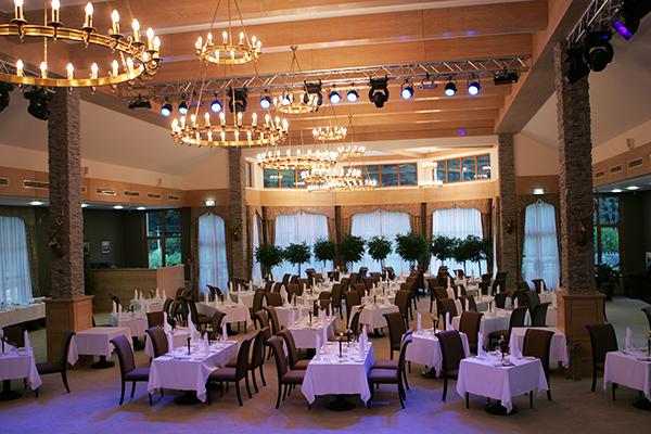 Отель Гранд отель Поляна ,Охотничий зал