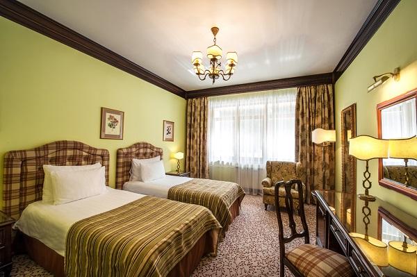 Отель Гранд отель Поляна ,Делюкс 2-местный без балкона корпус С