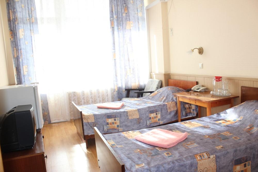 Оздоровительно-лечебный центр-пансионат Северный,Стандартный 2-местный 1 категории