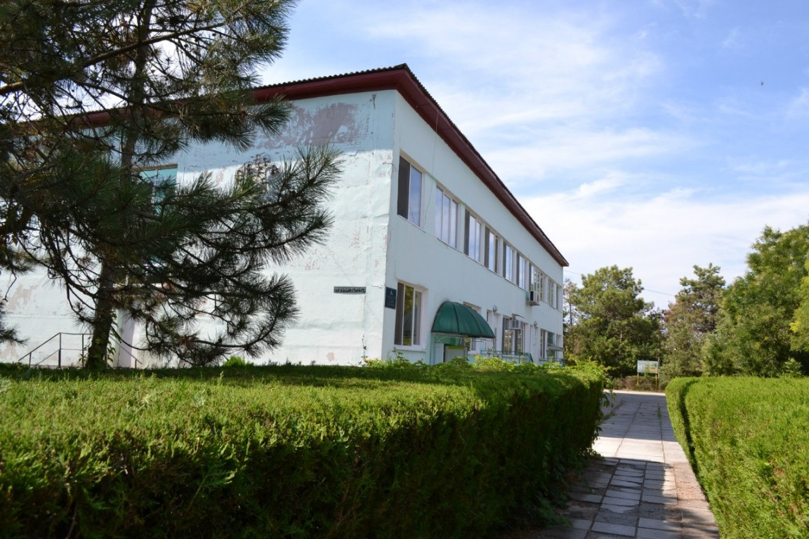 Оздоровительно-лечебный центр-пансионат Северный,Медицинский корпус