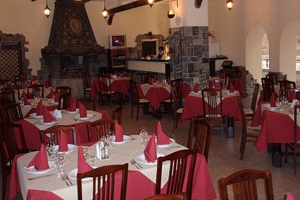 Гостиничный комплекс Тау-Таш ,Ресторан