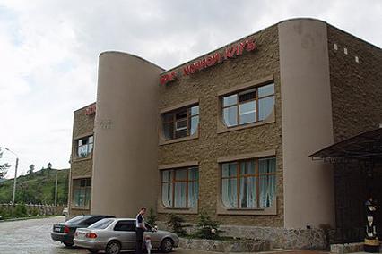 Гостиничный комплекс Тау-Таш ,Главный корпус