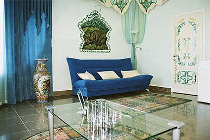 VIP-номер (Ода Башкирии). Гостиная