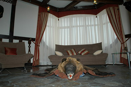 VIP-номер (Старый замок). Гостиная