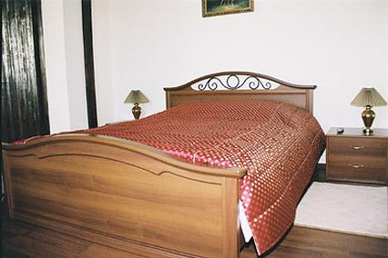 VIP-номер (Старый замок). Спальня