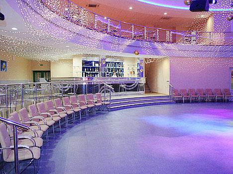Санаторий Катунь ,Культурно-развлекательный центр