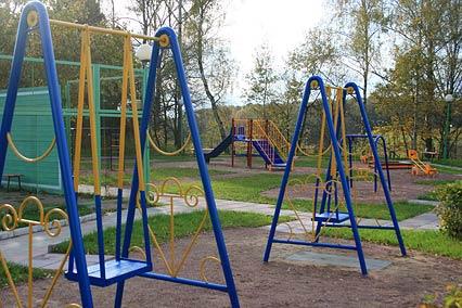 Санаторий Виктория,Детская площадка