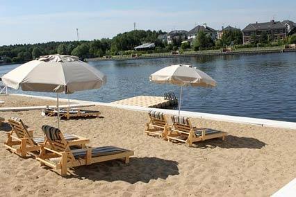 Пляж VIP