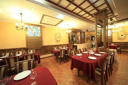 Отель Старый город,Ресторан