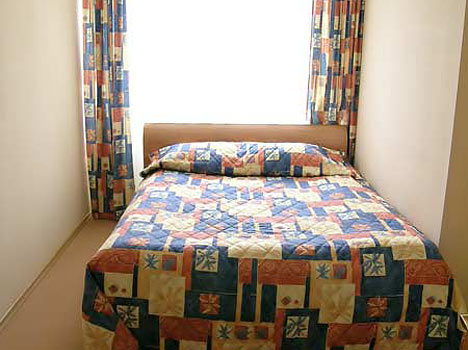 Отель Валдайские зори,Номер Престиж (спальня)