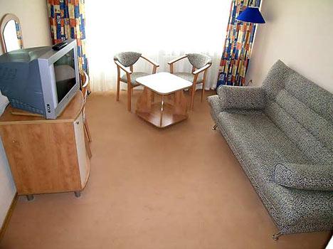 Отель Валдайские зори,Номер «люкс» 2-комнатный
