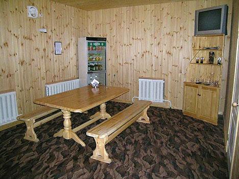 Отель Валдайские зори,Сауна (комната отдыха)