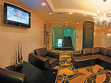 Отель Ричмонд,Холл