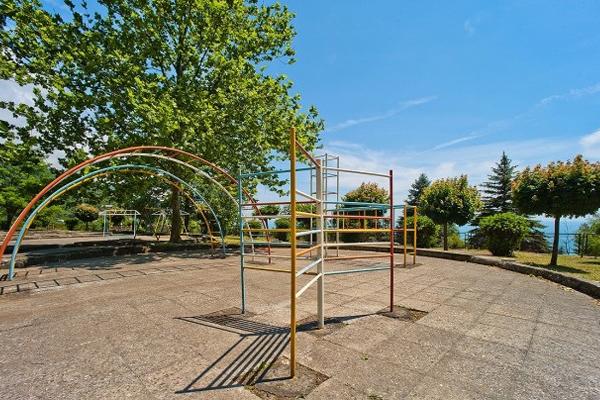 Дом отдыха Солнечный,Детская площадка